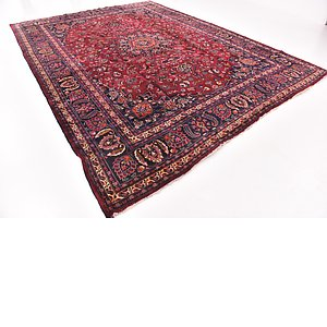 Link to 290cm x 395cm Mashad Persian Rug item page
