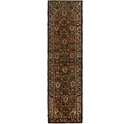 Link to 107cm x 415cm Hossainabad Persian Runner Rug