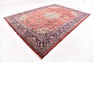 Link to 9' 9 x 13' 4 Sarough Persian Rug