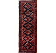 Link to 3' 6 x 9' 9 Chenar Persian Runner Rug