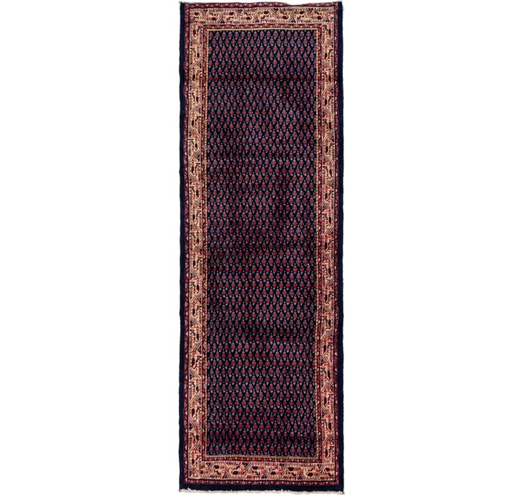 3' 7 x 10' 9 Botemir Persian Runner ...