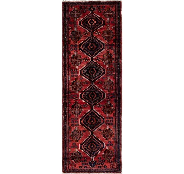 3' 10 x 9' 10 Shahsavand Persian Runn...