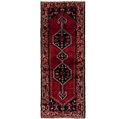 Link to 3' 8 x 9' 6 Khamseh Persian Runner Rug