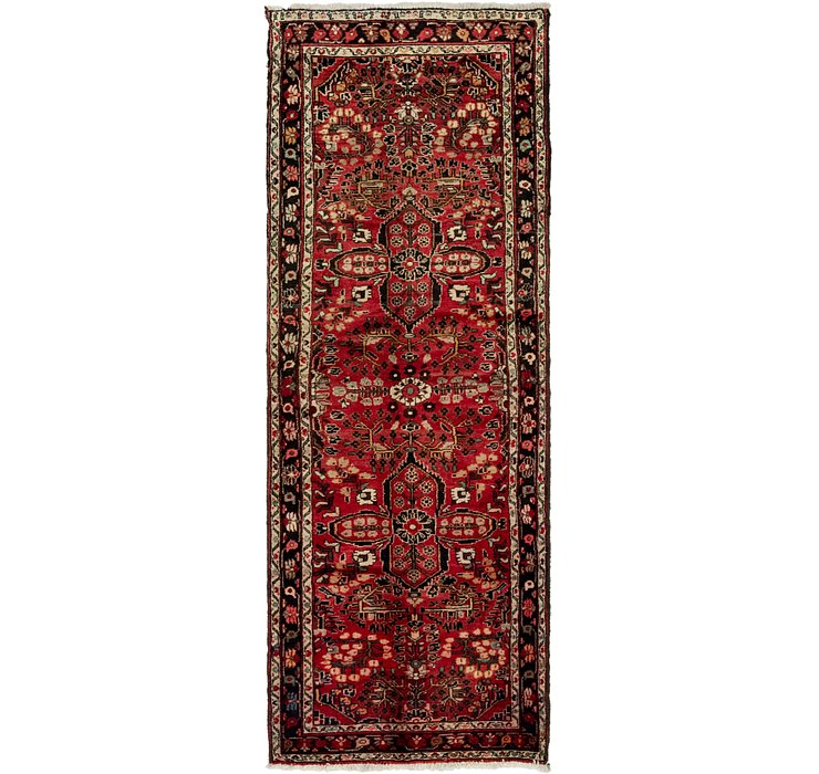 102cm x 287cm Mehraban Persian Runner...