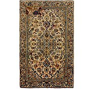 Link to 3' x 4' 9 Kashan Persian Rug