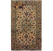 Link to 90cm x 145cm Kashan Persian Rug