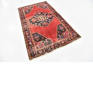 Link to 3' 10 x 6' 7 Hamedan Persian Rug