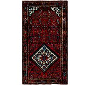 Link to 3' 9 x 7' 3 Hossainabad Persian Runner Rug