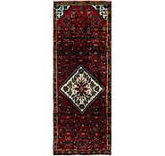 Link to 2' 10 x 7' 7 Hossainabad Persian Runner Rug