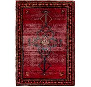 Link to 3' 6 x 5' Hamedan Persian Rug
