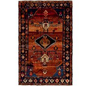 Link to 5' x 7' 8 Shiraz Persian Rug