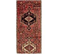Link to 2' 4 x 5' 6 Hamedan Persian Runner Rug
