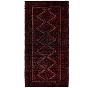 Link to 3' 4 x 7' Balouch Persian Runner Rug