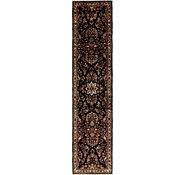 Link to 3' 5 x 16' 4 Hamedan Persian Runner Rug