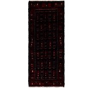 Link to 3' 7 x 9' Shahsavand Persian Runner Rug