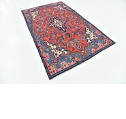 Link to 4' 7 x 7' 6 Shahrbaft Persian Rug