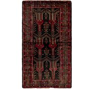 Link to 3' 10 x 7' Balouch Persian Runner Rug