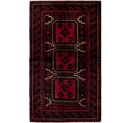 Link to 117cm x 195cm Balouch Persian Rug