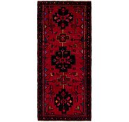 Link to 4' 2 x 9' 10 Hamedan Persian Runner Rug