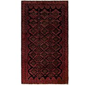 Link to 122cm x 225cm Balouch Persian Rug