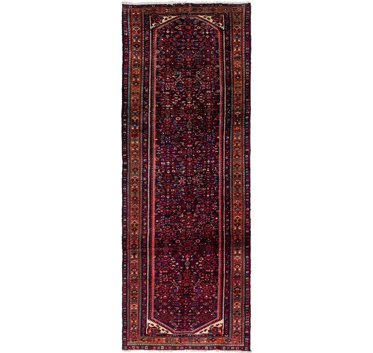 3' 8 x 10' Bidjar Persian Runner Rug