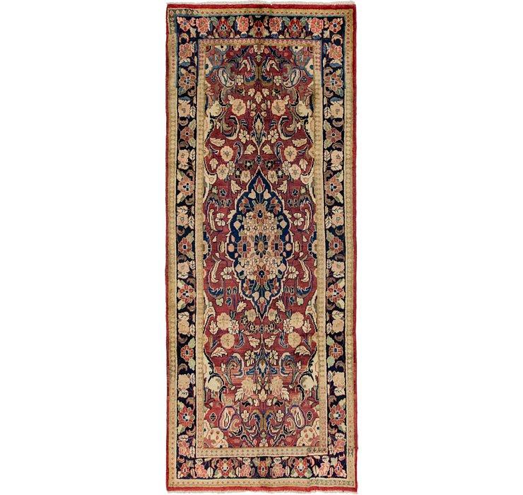 112cm x 300cm Meshkabad Persian Runne...