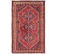 Link to 152cm x 255cm Shiraz Persian Rug