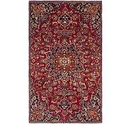 Link to 5' 6 x 9' Mashad Persian Rug