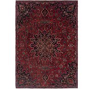 Link to 6' 9 x 9' 10 Mashad Persian Rug