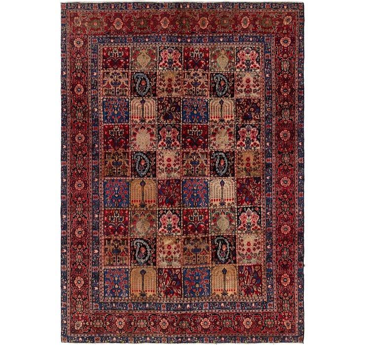 6' 7 x 9' 5 Mood Persian Rug