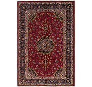 Link to 6' 7 x 10' Mashad Persian Runner Rug