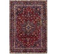 Link to 6' 4 x 9' Mashad Persian Rug