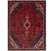 Link to 188cm x 245cm Hamedan Persian Rug