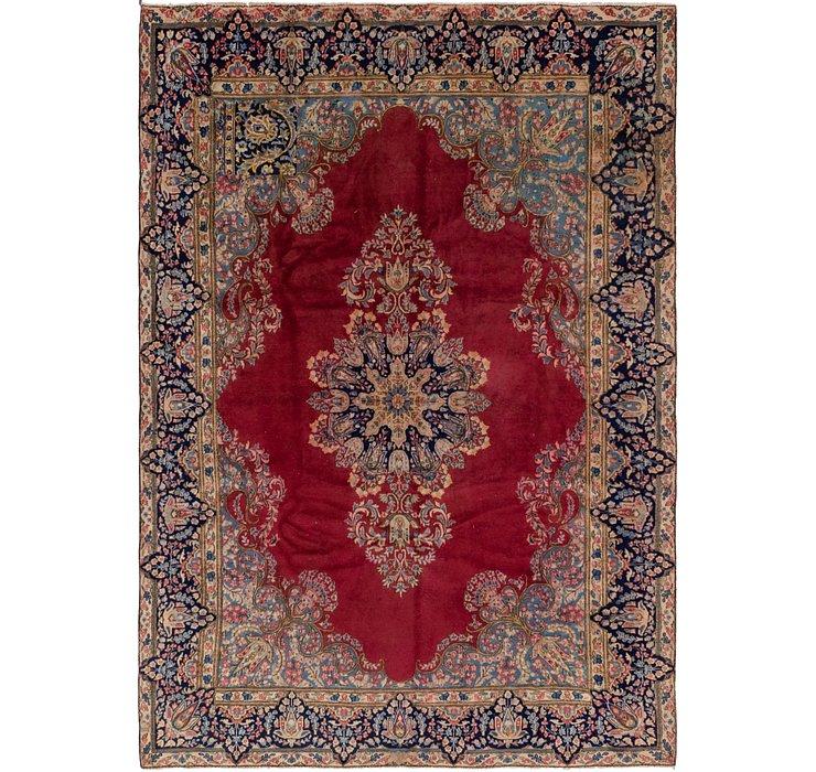 7' x 10' 3 Kerman Persian Rug