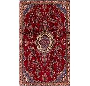 Link to 163cm x 270cm Shahrbaft Persian Rug