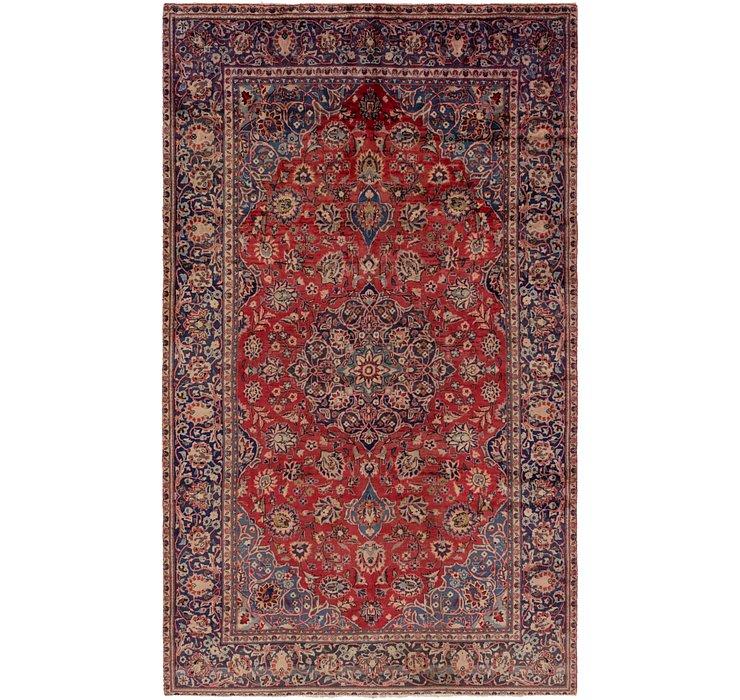 HandKnotted 6' 5 x 11' 4 Hamedan Persian Rug