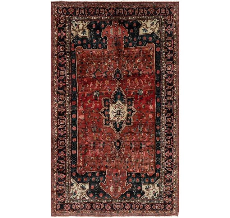6' 3 x 10' Bakhtiar Persian Rug