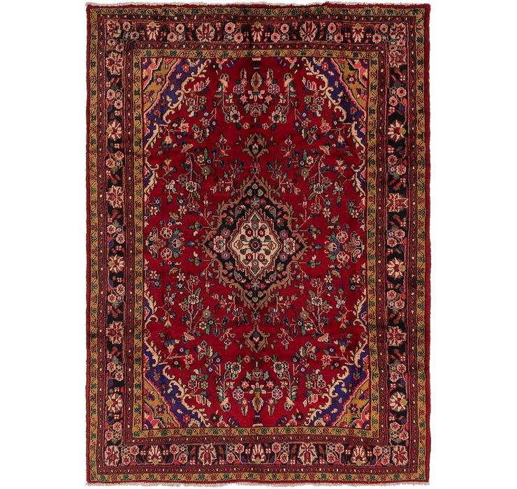 6' 9 x 9' 8 Shahrbaft Persian Rug