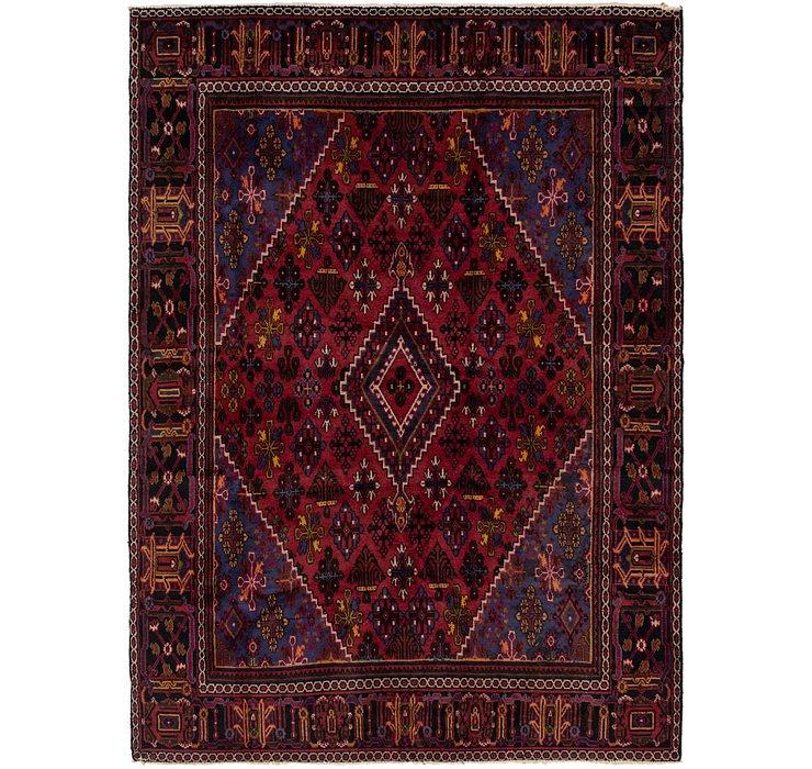 7' 9 x 10' 9 Joshaghan Persian Rug