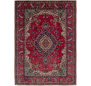 Link to 8' 2 x 11' 3 Tabriz Persian Rug