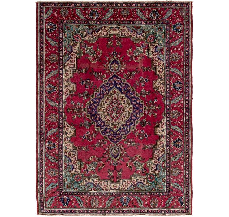 HandKnotted 8' 2 x 11' 3 Tabriz Persian Rug