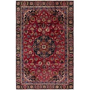 5' 7 x 8' 10 Mashad Persian Rug
