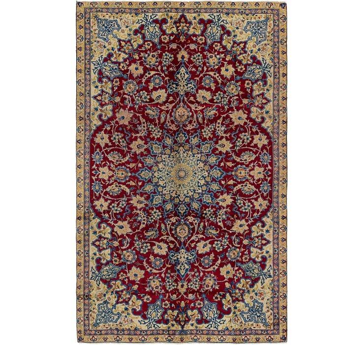 6' 3 x 10' 3 Isfahan Persian Rug
