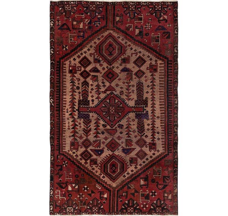 5' 4 x 8' 9 Bakhtiar Persian Rug