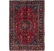 Link to 6' 2 x 9' Mashad Persian Rug