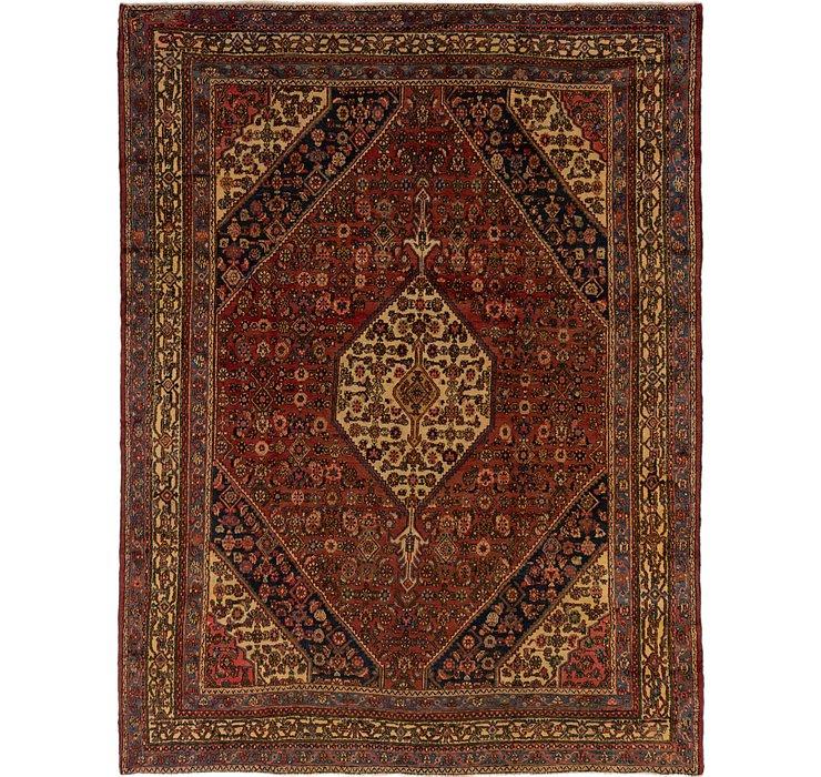8' 9 x 11' 6 Hamedan Persian Rug
