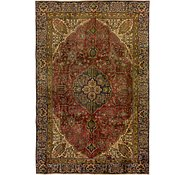 Link to 5' 9 x 9' 6 Tabriz Persian Rug