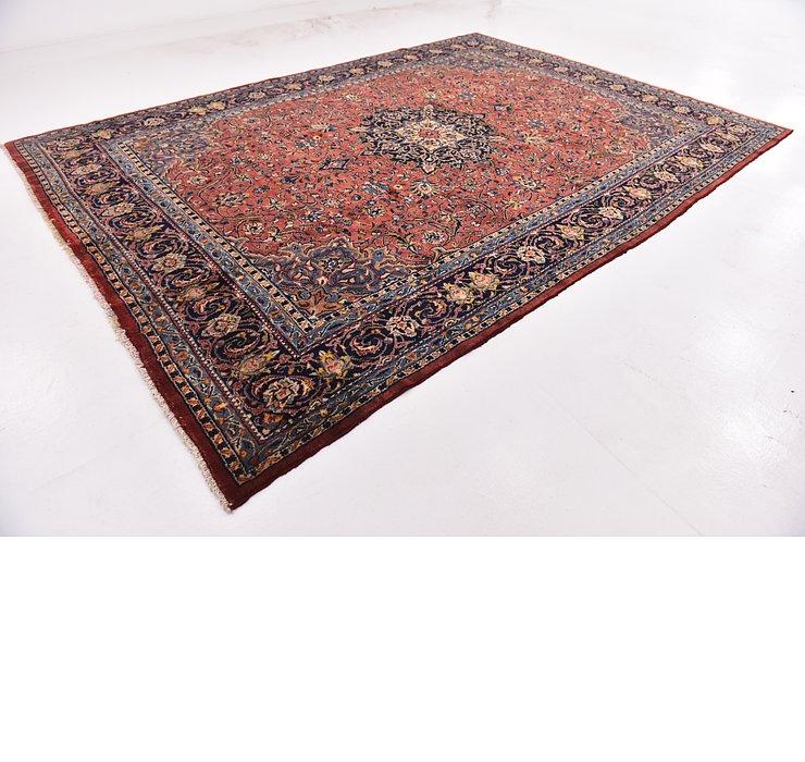 10' 2 x 14' Mashad Persian Rug