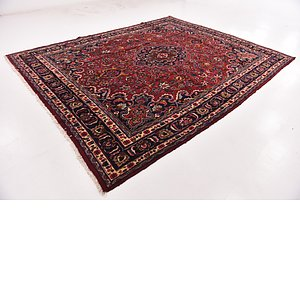 Link to 295cm x 375cm Mashad Persian Rug item page
