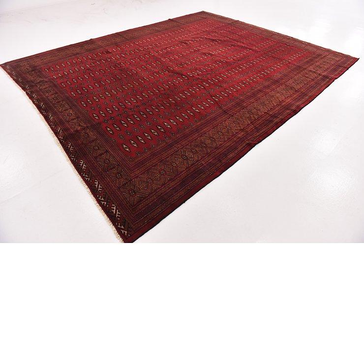 9' 10 x 12' 2 Torkaman Persian Rug